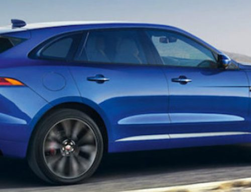 Jaguar F-Pace wins World Car Design of the Year prize