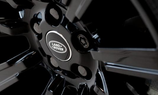 Land Rover Wheel Design